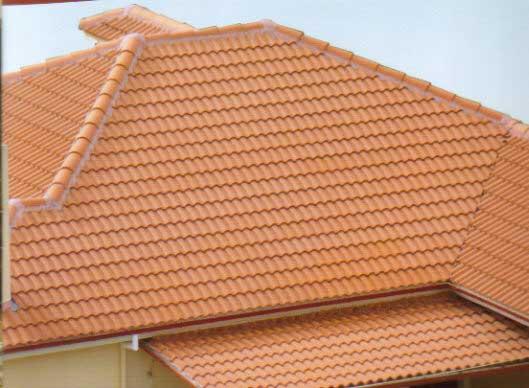 κεραμίδια, υλικά στέγης