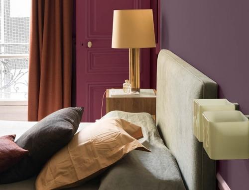 7 συνδυασμοί χρωμάτων για κρεβατοκάμαρα που θα βάλουν φωτιά στο υπνοδωμάτιό σας